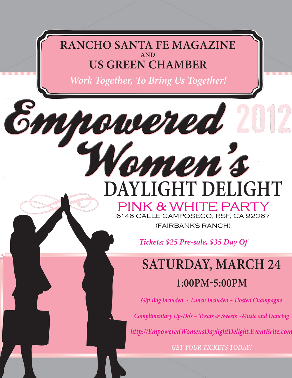 Empowered-Women's-Daylight-Delight-FLYER
