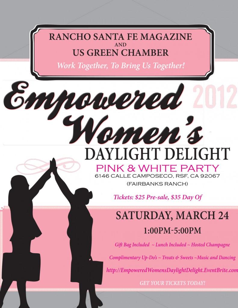 Empowered-Women's-Daylight-Delight-FLYER