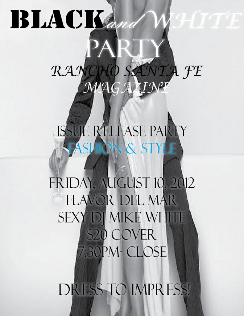 Fashion & Style Issue Release Party 2012