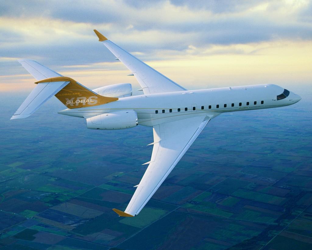 Jet Aircraft ~ Bombardier Global Express XRS