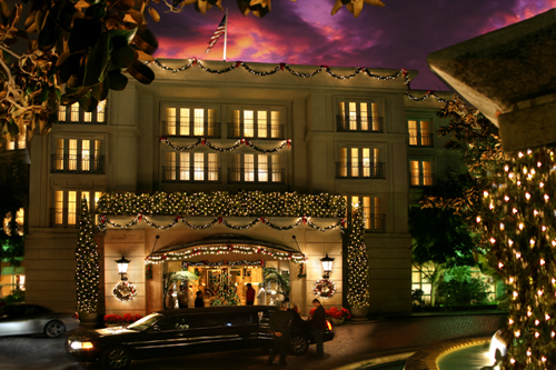Star Hotels In Beverly Hills Ca