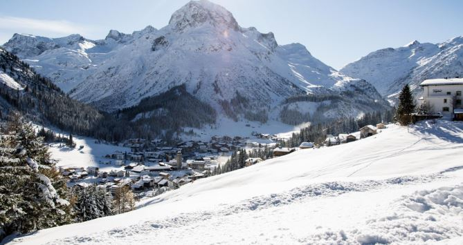 Rancho Santa Fe Magazine lech zeurs best austria ski resorts