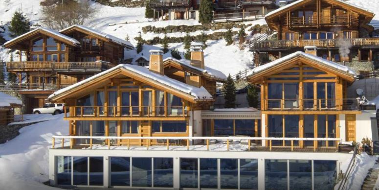 Rancho Santa Fe Magazine verbier best switzerland ski resorts