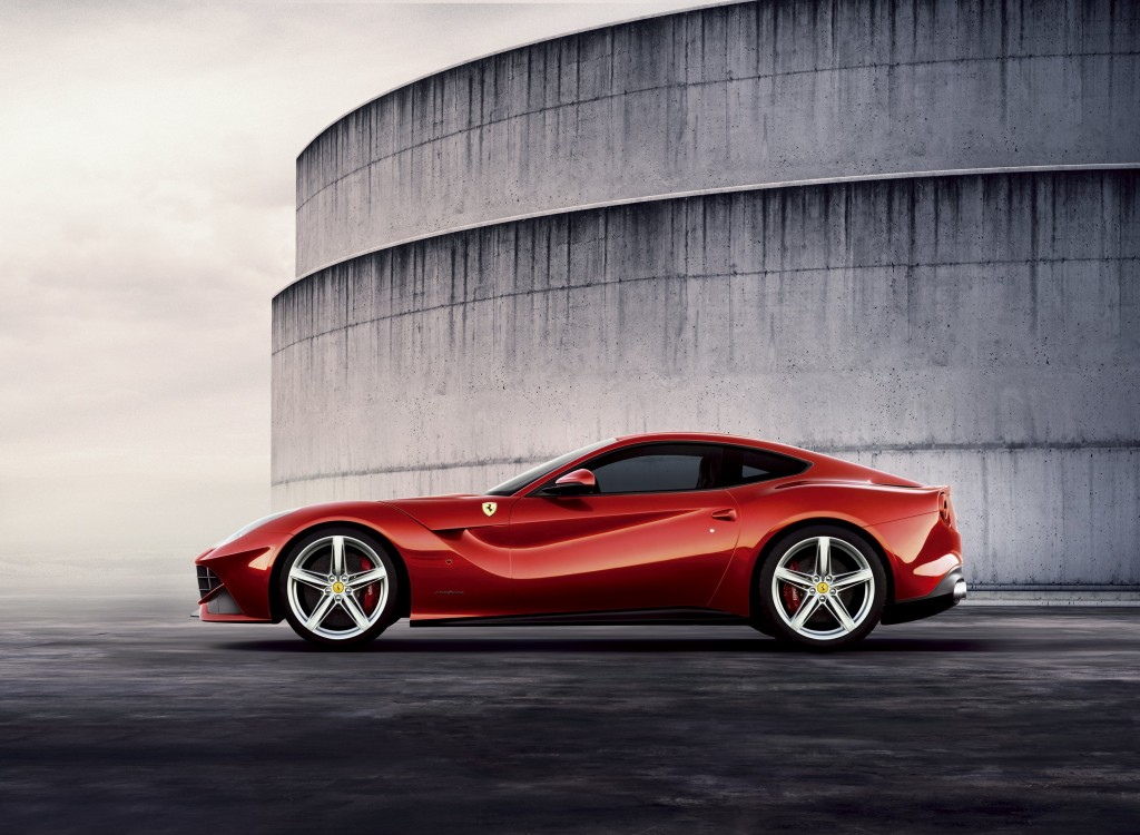 The Ultimate Dream Car