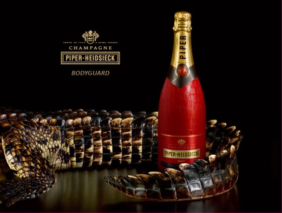Rose Vintage ~ Champagne ~ Fine Luxury Goods