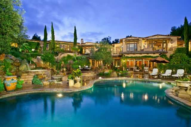 Find Dream Homes In These Famous Zip Codes Rancho Santa