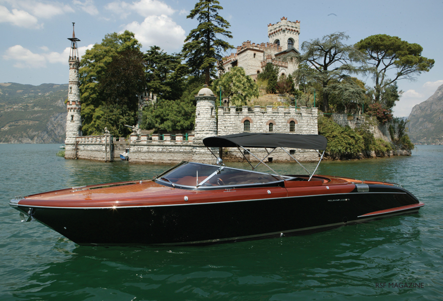 RIVA ~ Luxury Yachts