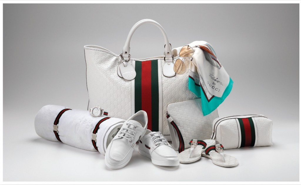 GUCCI for RIVA Yachts
