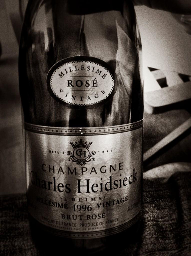Rose Vintage ~ Champagne ~ Fine Luxury Goods