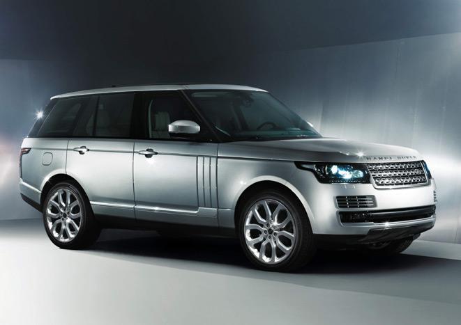 Luxury Motors by Land Rover – Rancho Santa Fe Magazine