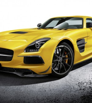 2014 SLS AMG Black Series Most Expensive Car   Rancho Santa
