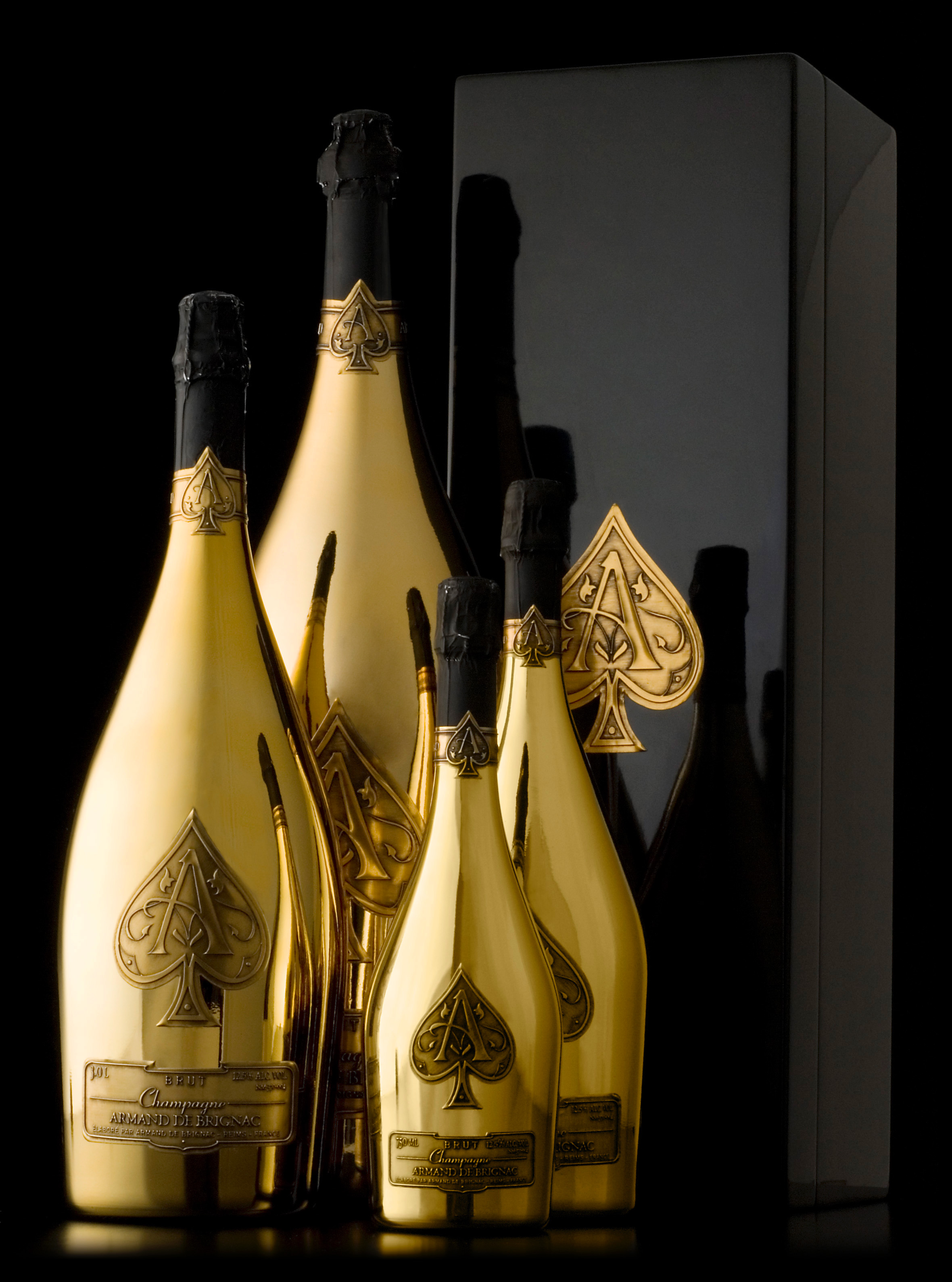 Champagne for The Luxury Lifestyle