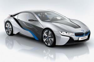 Luxury Future Dream Cars BMW i8