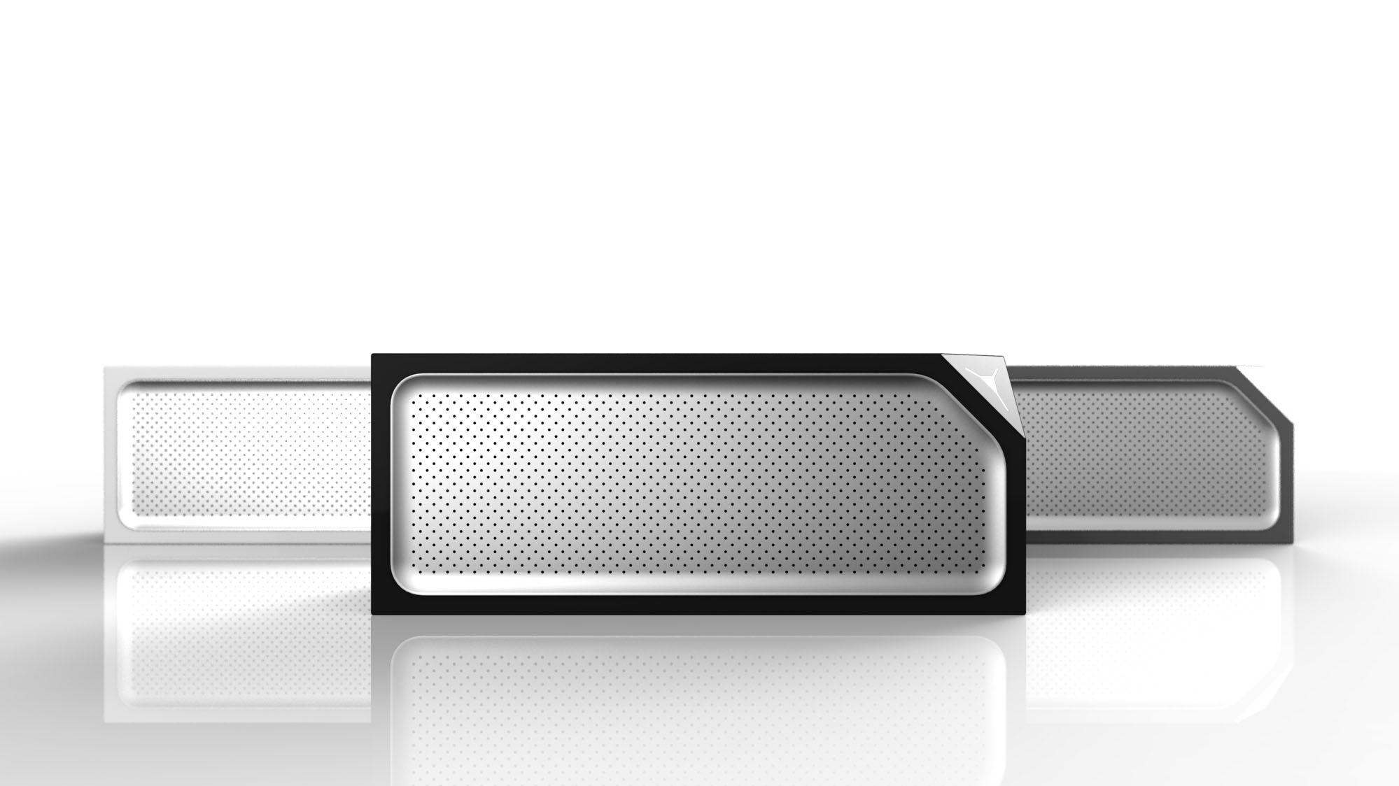 High End Technology of Sounds-CUBEEDGE Speakers