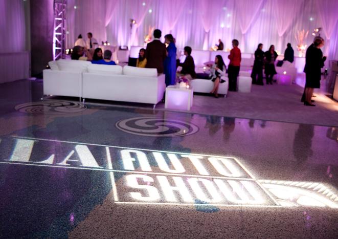 LA Auto Show Technology Showcase