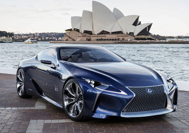 DREAM CARS by LEXUS – Rancho Santa Fe Magazine