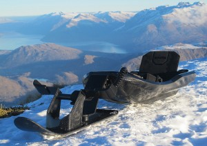Snow Luxury Goods, Snolo Sleds