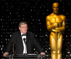 D.A Pennebaker receives an Honorary Award at 2012 Governors Awards