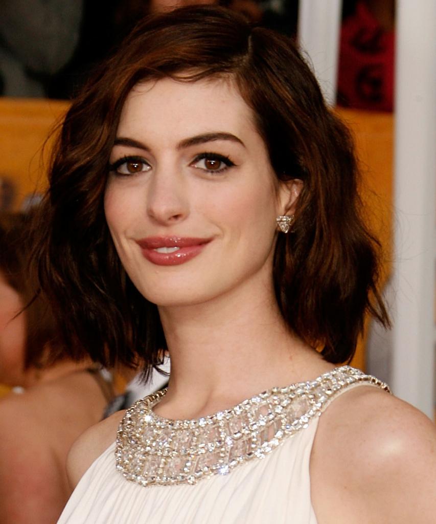 Hollywood SAG Awards, Anne Hathaway
