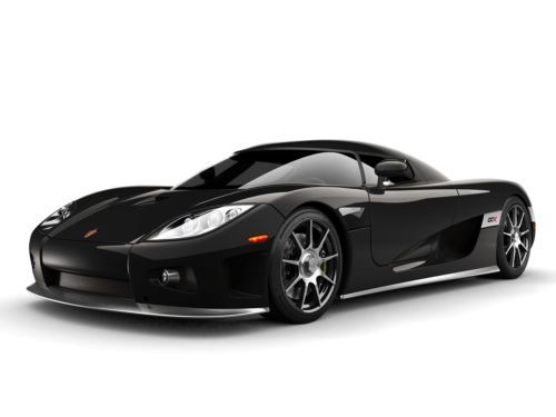 Exclusive Koenigsegg CCXR