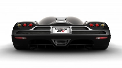 Exclusive Koenigsegg CCXR