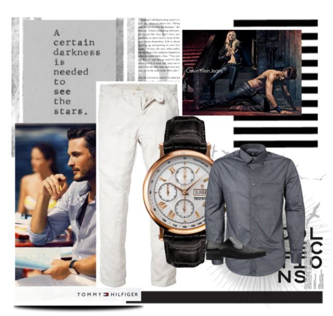 Casual Mens Style
