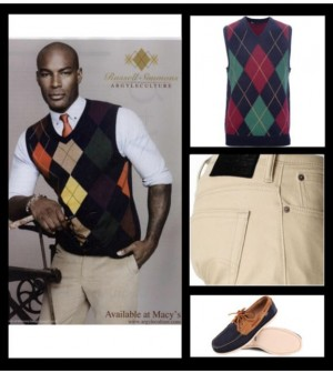Style for Men Tyson Beckford