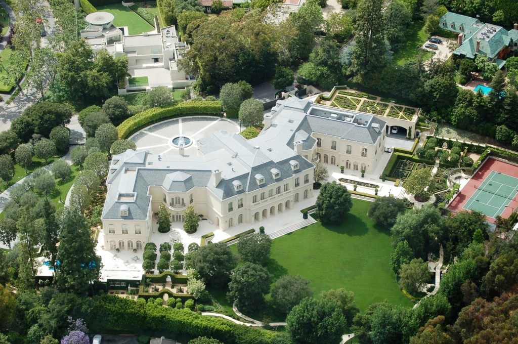 Most Expensive Mansions-Spelling-Manor