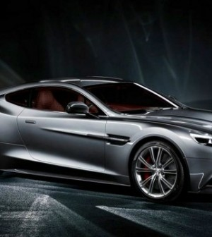 Dream Cars ~ New Aston Martin Vanquish