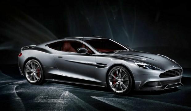 Dream Cars ~ New Aston Martin Vanquish