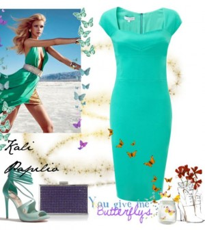 Elegant Colorful Style