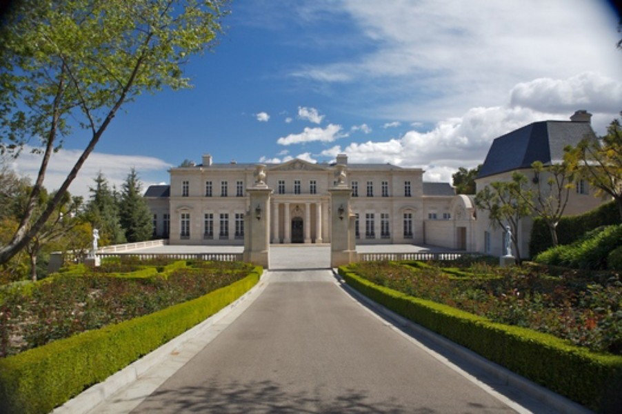 Most Expensive Mansions- Fleur de Lys