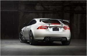 Dream Cars: Jaguar XKR-S