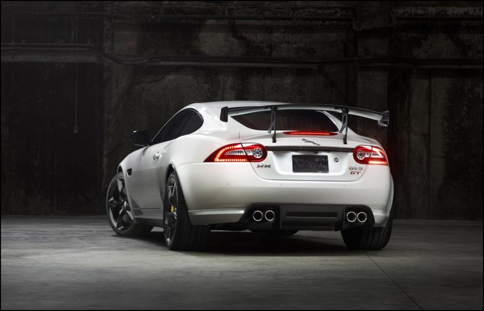 Dream Cars: Jaguar XKR-S