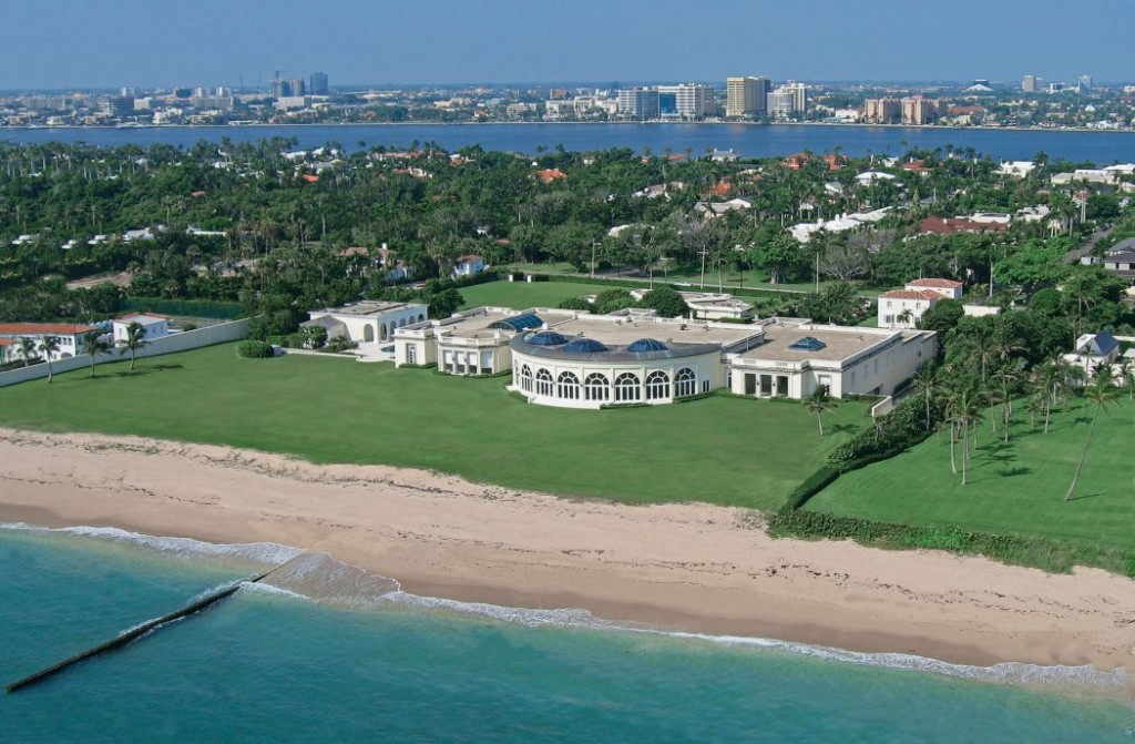 Most Expensive Mansions- Rybolovlev Estate  #mansions