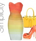 Simple Colorful Style #style