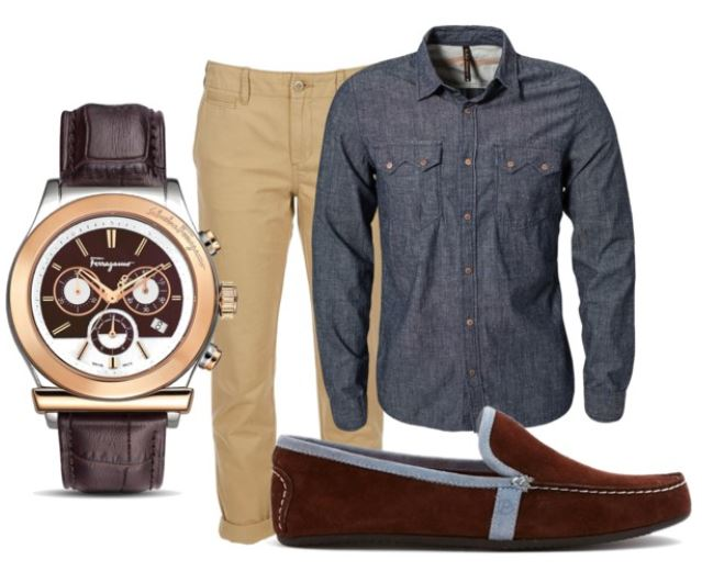 Great Fashion for Men – Rancho Santa Fe Magazine