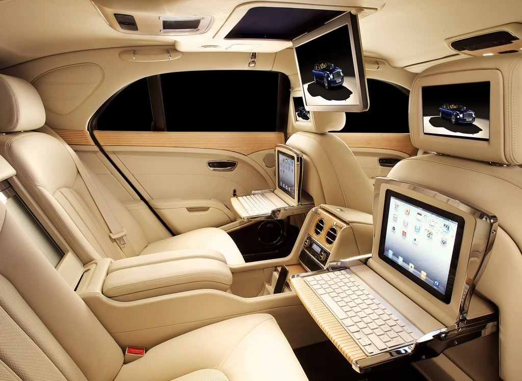 Bentley Mulsanne 3
