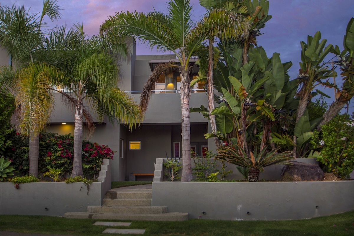 Luxury cardiff beach house rancho santa fe magazine for The home mag san diego