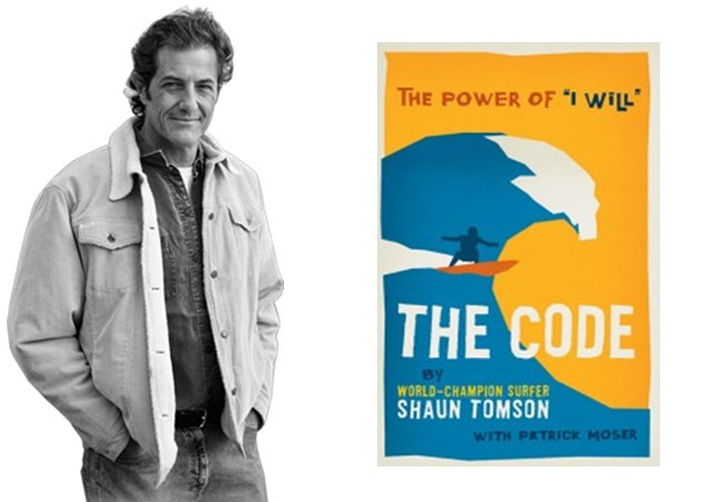 Professional-Surfers-Shaun-Tomson-The-Code-Book-The-Code-Shaun-Tomson-World-Champion-Surfer