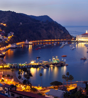 Winter Getaway on Catalina Island