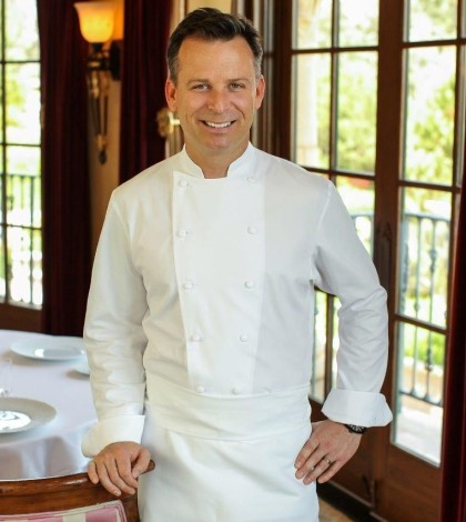 Chef William Bradley at ADDISON