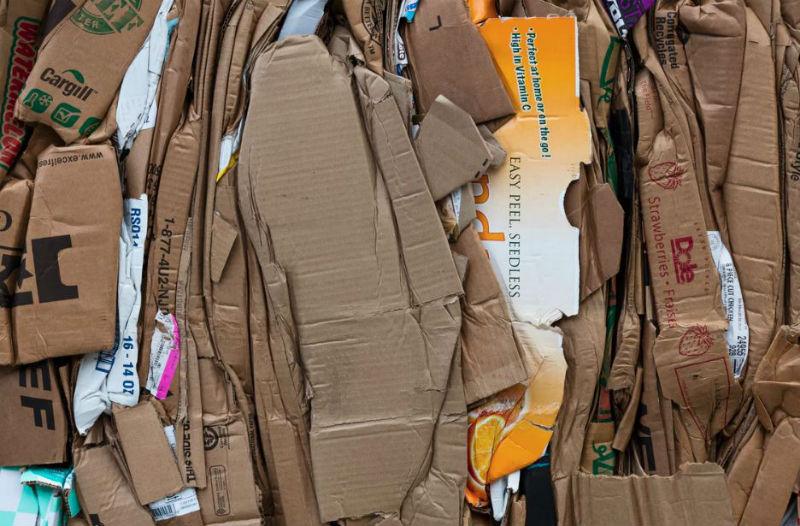 Recyclable Cardboard