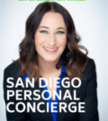 Rebecca Condello with San Diego Personal Concierge #sandiego #concierge #business #rsfmag #ranchosantafe #ranchosantafemagazine
